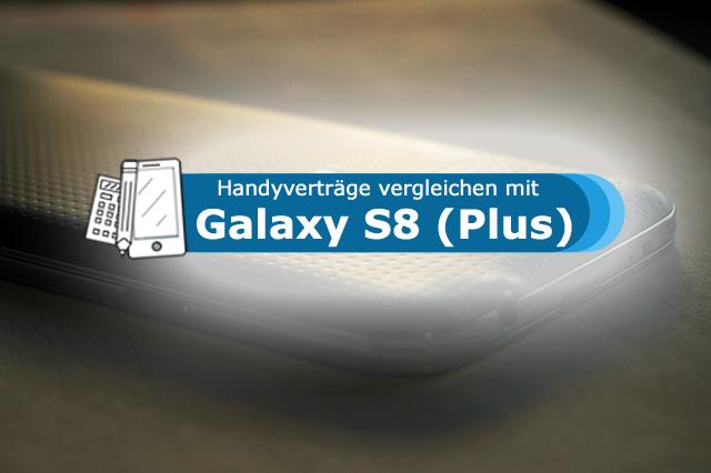 Samsung Galaxy S8 im Handyvertrag