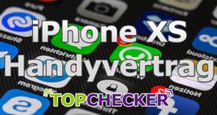 iPhonex XS günstig mit einem Handyvertrag finden