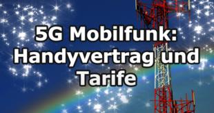 5G - der zukünftige Mobilfunk-Standard